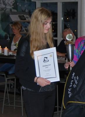 Klubmester 2017 - Louise Ladefoged