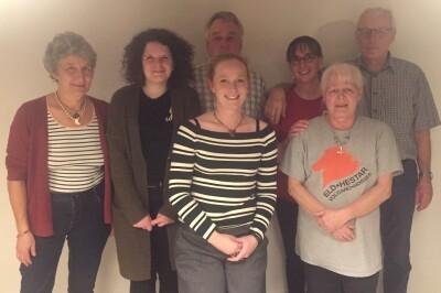Bestyrelsen 2020: Anette A, Rikke, Søren, Helena, Marianne, Anette R, Jan